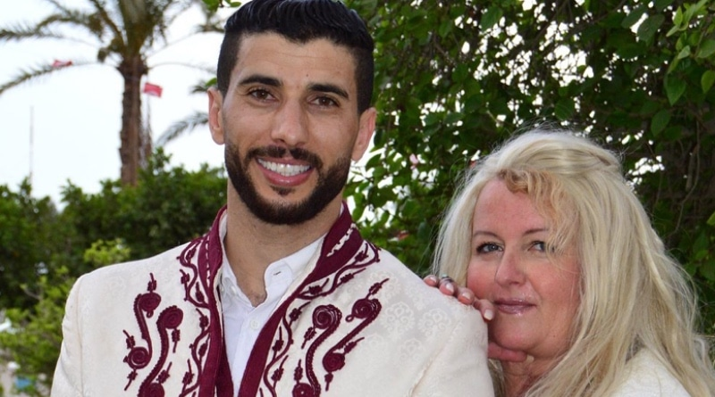 90 Day Fiance: Laura and Aladin Jallali