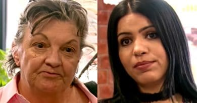 90 Day Fiance: Happily Ever After: Debbie Johnson - Colt Johnson - Larissa Dos Santos Lima