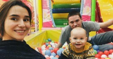 90 Day Fiance: Steven Frend - Olga Koshimbetova - Baby Alex