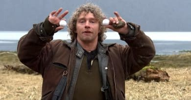 Alaskan Bush People: Matt Brown