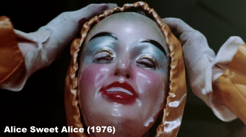 BBC Luther: Alice Sweet Alice (Mask)