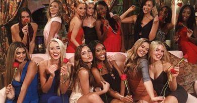 Bachelor In Paradise: Tayshia Adams - Demi Burnett - Caelynn Miller-Keyes