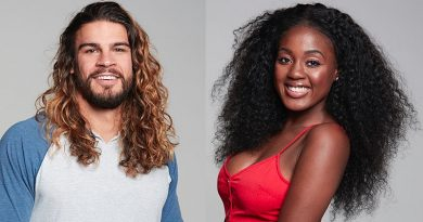 Big Brother Cast: Jack Matthews - Kemi Faknule