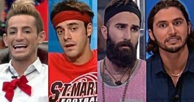 Big Brother: Frankie Grande - Dan Gheesling - Paul Abrahamian - Victor Arroyo