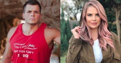 Big Brother: Mark Jansen - Elena Davies