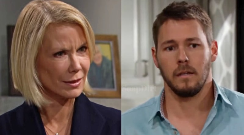 Bold and the Beautiful Spoilers: Brooke Logan (Katherine Kelly Lang) - Liam Spencer (Scott Clifton)