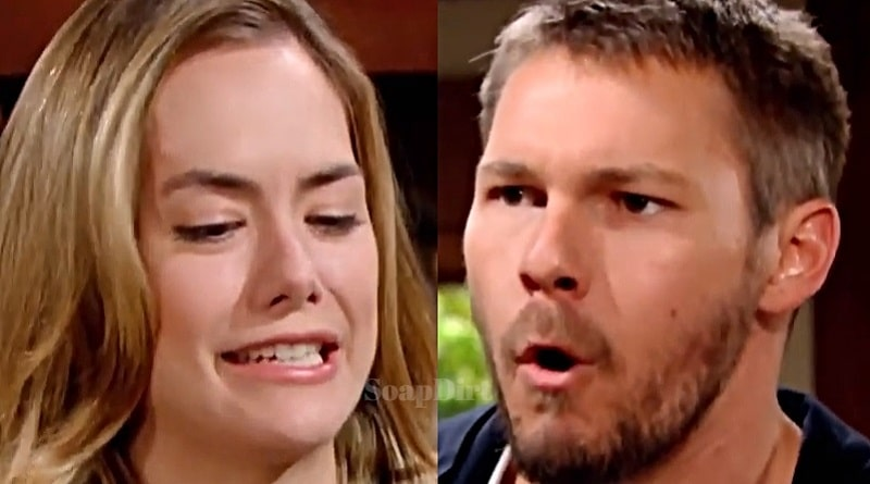 Bold and the Beautiful Spoilers: Hope Logan (Annika Noelle) and Liam Spencer (Scott Clifton)