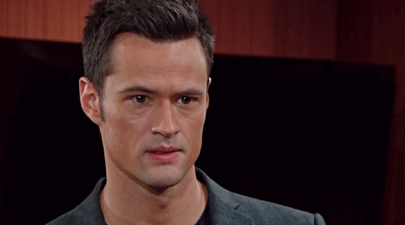 Bold and the Beautiful Spoilers: Thomas Forrester (Matthew Atkins)