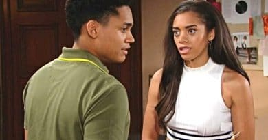 Bold and the Beautiful Spoilers: Xander Avant (Adain Bradley) - Zoe Buckingham (Kiara Barnes)