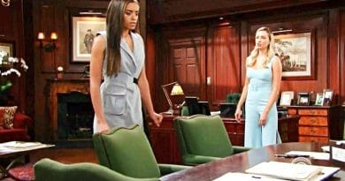 Bold and the Beautiful Spoilers: Zoe Buckingham (Kiara Barnes) - Flo Fulton (Katrina Bowden)