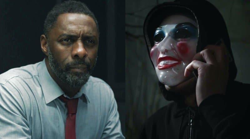 DCI John Luther (Idris Elba) - Masked Killer