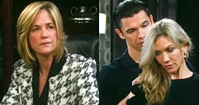Days of Our Lives: Eve Donovan (Kassie DePaiva) - Xander Cook (Paul Telfer) - Kristen DiMera (Stacy Haiduk)