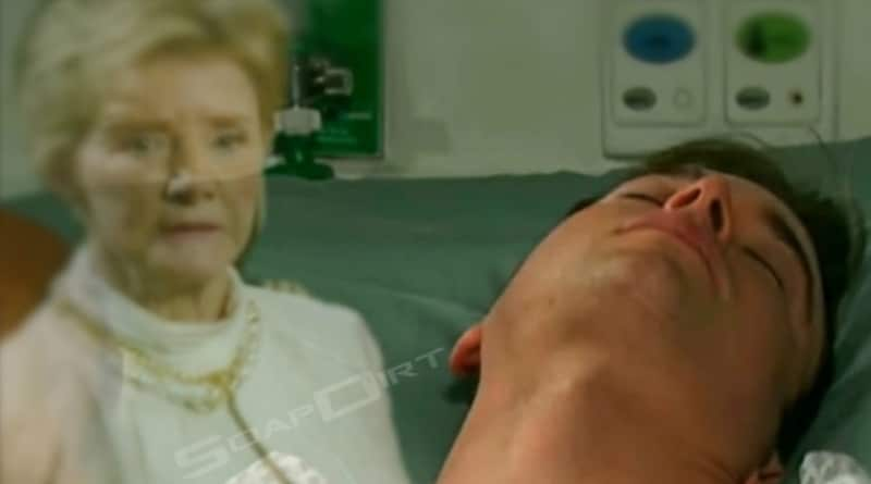 Days of Our Lives Spoilers: Caroline Brady (Peggy McCay) - Will Horton (Chandler Massey)