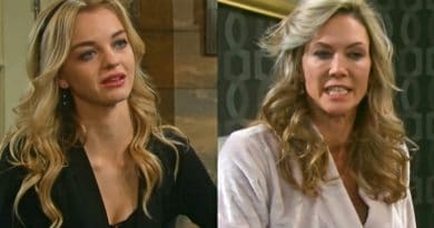 Days of Our Lives Spoilers: Claire Brady (Olivia Rose-Keegan) - Kristen DiMera (Stacy Haiduk)