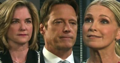 Days of Our Lives Spoilers: Eve Donovan (Kassie DePaiva) - Jack Deveraux (Matthew Ashford) - Jennifer Horton (Melissa Reeves)