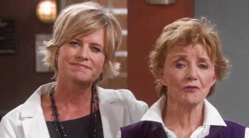 Days of Our Lives Spoilers: Kayla Brady (Mary Beth Evans) - Caroline Brady (Peggy McCay)