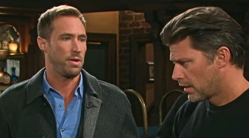 Days of Our Lives Spoilers: Rex Brady (Kyle Lowder) - Eric Brady (Greg Vaughan)