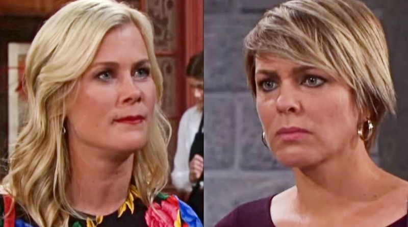 Days of Our Lives Spoilers: Sami Brady (Alison Sweeney) - Nicole Walker (Arianne Zucker)