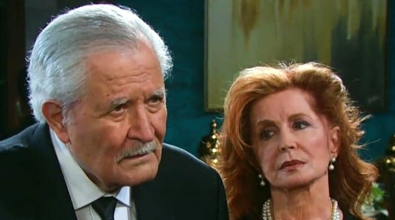 Days of Our Lives Spoilers: Victor Kiriakis (John Aniston) - Maggie Horton (Suzanne Rogers)