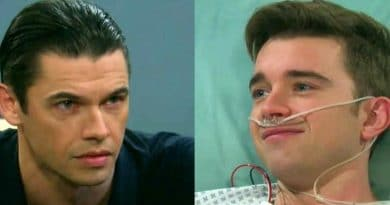 Days of Our Lives Spoilers: Xander Cook (Paul Telfer) - Will Horton (Chandler Massey)