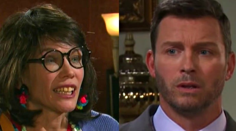Days of Our Lives Spoilers: Susan Banks (Stacy Haiduk) - Brady Black (Eric Martsolf)
