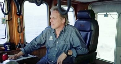 Deadliest Catch: Captain Sig Hansen