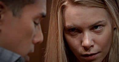 General Hospital Spoilers: Brad Cooper (Parry Shen) - Nelle Hayes (Chloe Lanier)