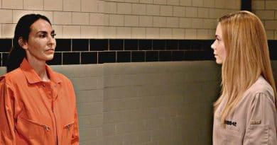 General Hospital Spoilers: Harmony Miller (Inga Cadranel) - Nelle Hayes (Chloe Lanier)