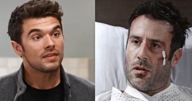 General Hospital Spoilers: Shiloh Archer (Coby Ryan McLaughlin) - Harrison Chase (Josh Swickard)