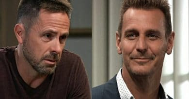 General Hospital Spoilers: Jasper Jacks Jax (Ingo Rademacher) - Julian Jerome (William deVry)