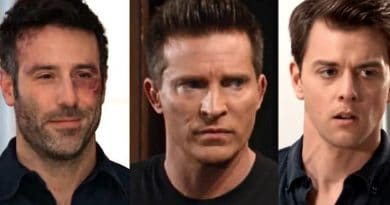General Hospital Spoilers: Shiloh Archer (Coby Ryan McLaughlin) - Jason Morgan (Steve Burton) - Michael Corinthos (Chad Duell)