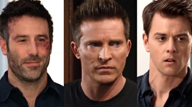 General Hospital Spoilers: Shiloh Archer (Coby Ryan McLaughlin) - Jason Morgan (Steve Burton) - Michael Corinthos (Chad Duell)