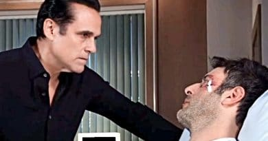 General Hospital Spoilers: Sonny Corinthos (Maurice Benard) - Shiloh Archer (Coby Ryan McLaughlin)