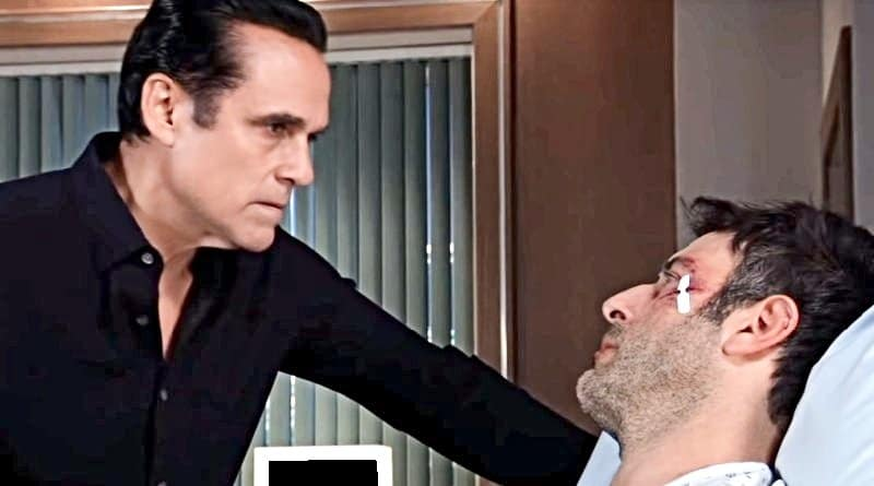General Hospital Spoilers: Sonny Corinthos (Maurice Benard) - Shiloh Archer (Coby Ryan McLaughlin)