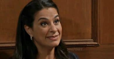 General Hospital: Zahra Amir (Maysoon Zayid)