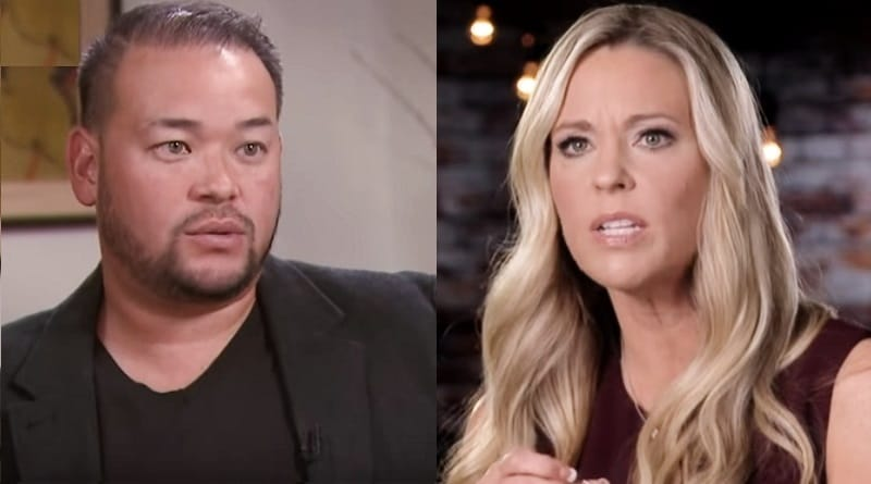 Kate Plus Date: Jon Gosselin - Kate Gosselin