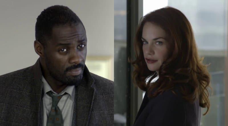Luther Spoilers: DCI John Luther (Idris Elba) - Alice Morgan (Ruth Wilson)