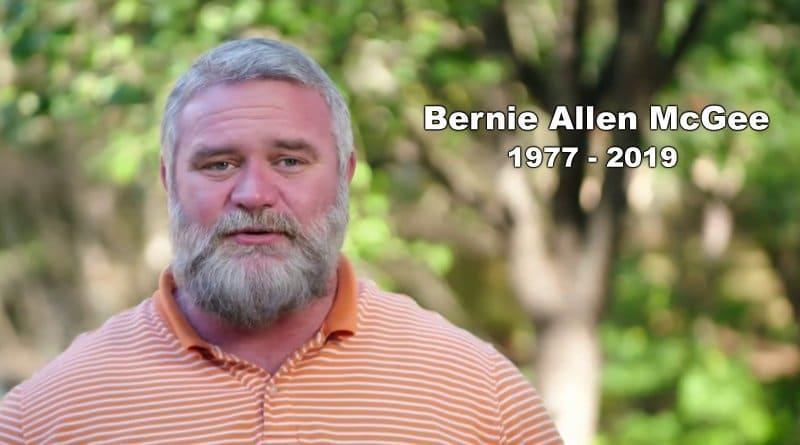 Seeking Sister Wife: Bernie McGee Death