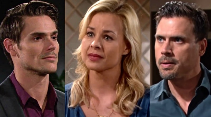Young and the Restless Spoilers: Adam newman (Mark Grossman) - Avery Clark (Jessica Collins) - Nick Newman (Joshua Morrow)