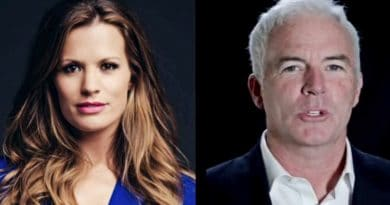 Young and the Restless Spoilers: Calvin Boudreau (John Burke) - Chelsea Newman (Melissa Claire Egan)