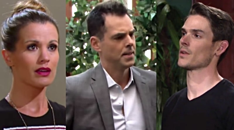Young and the Restless Spoilers: Chelsea Newman (Melissa Claire Egan) - Billy Abbott )Jason Thompson) - Adam Newman (Mark Grossman)