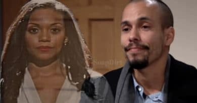 Young and the restless Spoilers: Hilary Curtis (Mishael Morgan) - Devon Hamilton (Bryton James)
