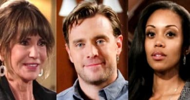 Young and the Restless Spoilers: Jill Abbott (Jess Walton) - Billy Abbott (Billy Miller) - Hilary Curtis (Mishael Morgan)