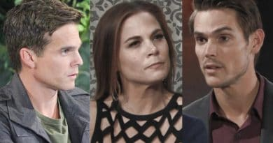 Young and the Restless Spoilers: Kevin Fisher (Greg Rikaart) - Phyllis Abbott (Gina Tognoni) - Adam Newman (Mark Grossman)