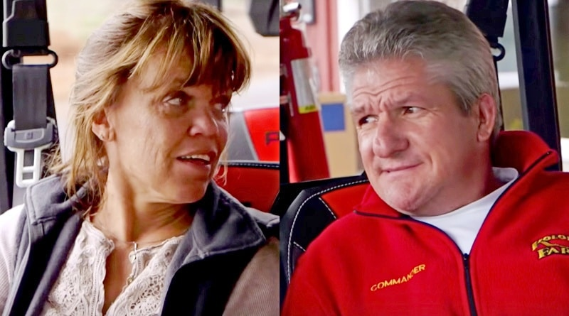 Little People Big World: Amy Roloff - Matt Roloff