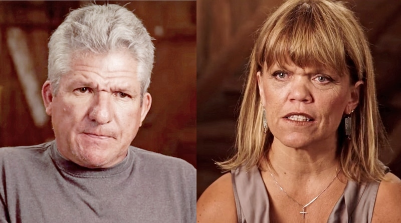 Little People Big World: Matt Roloff - Amy Roloff