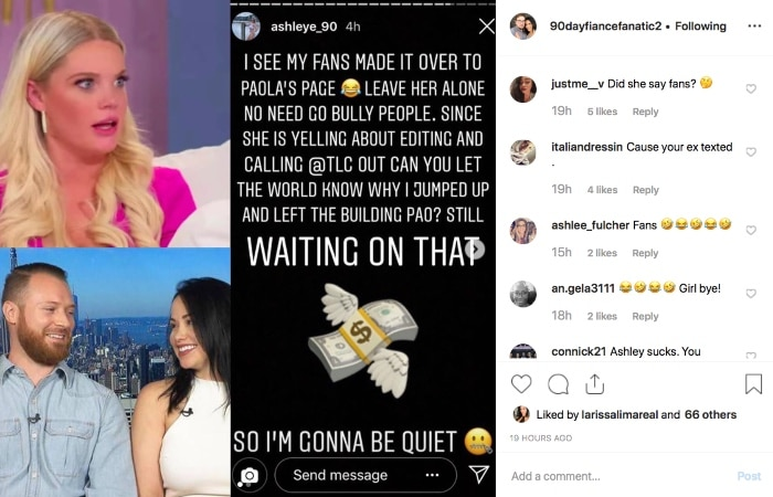 90 Day Fiance: Ashley Martson - Instagram