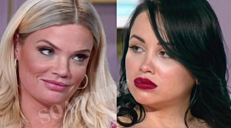 90 Day Fiance: Ashley Martson - Paola Mayfield