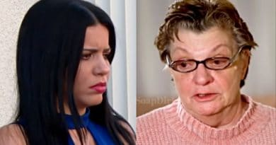 90 Day Fiance: Happily Ever After: Debbie Johnson - Larissa Dos Santos Lima