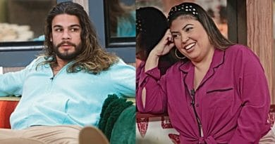 Big Brother: Jack Matthews - Jessica Milagros